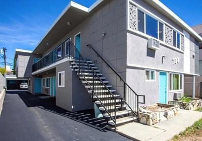 Hollywood Rental For Rent: 738 Hudson Avenue #5
