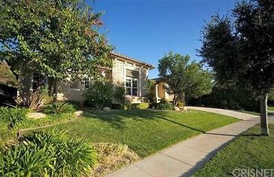 Thousand Oaks Single Family Home For Sale: 654 North Conejo School Road