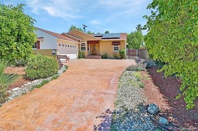 North Hills Single Family Home For Sale: 10208 Sophia Avenue