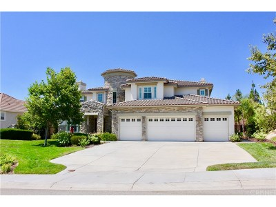 Moorpark Single Family Home For Sale: 12364 Palmer Drive