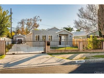Canoga Park Single Family Home For Sale: 22044 Valerio Street