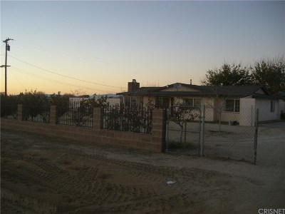 Littlerock Single Family Home For Sale: 9707 East Avenue R