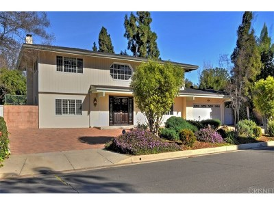 Northridge Single Family Home For Sale: 17361 Superior Street
