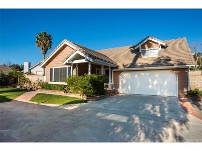 Valencia Northbridge (NBRG) Single Family Home Active Under Contract: 23811 Garland Court