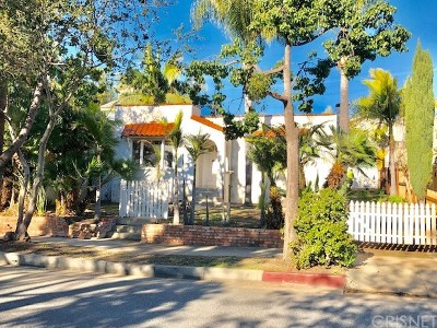 Single Family Home For Auction: 2223 California Avenue