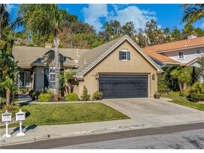 Thousand Oaks Single Family Home For Sale: 2273 Rutland Place