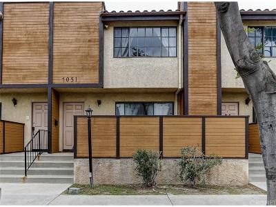 Condo/Townhouse For Sale: 7051 Peach Avenue #2