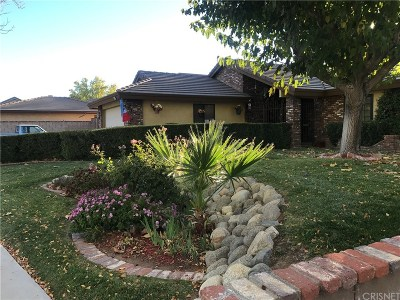 Los Angeles County Single Family Home For Sale: 44851 Lorimer Avenue