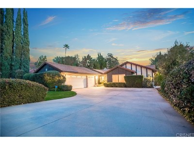 Chatsworth Single Family Home For Sale: 10846 Andora Avenue