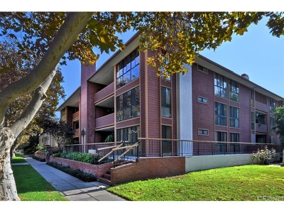 Burbank Condo/Townhouse For Sale: 3200 West Riverside Drive #M