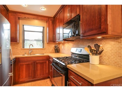Canyon Country Condo/Townhouse Active Under Contract: 18065 Sundowner Way #612