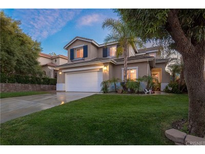 Canyon Country Single Family Home Active Under Contract: 26657 Isabella #64