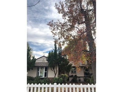 Granada Hills Single Family Home For Sale: 17212 Tribune Street