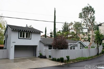 Woodland Hills Single Family Home For Sale: 4976 Marmol Drive