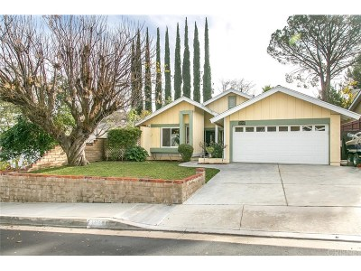 Valencia North (VALN) Single Family Home Active Under Contract: 27558 Pamplico Drive