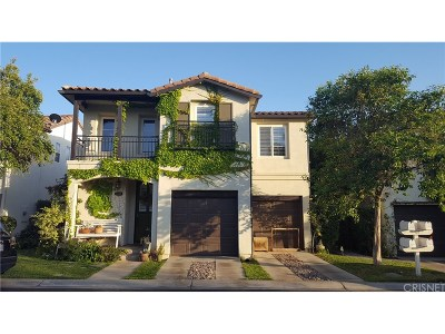Single Family Home For Sale: 23306 Montecito Place