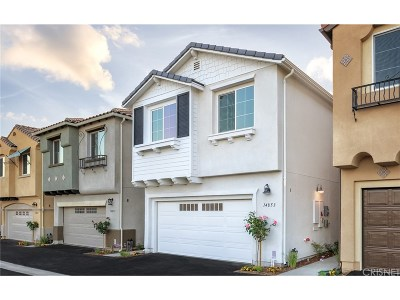 Single Family Home For Sale: 14852 West Castille Way