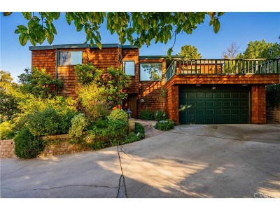 Woodland Hills Single Family Home For Sale: 4919 Alatar Drive