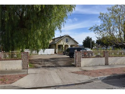Los Angeles County Single Family Home For Sale: 927 7th Street