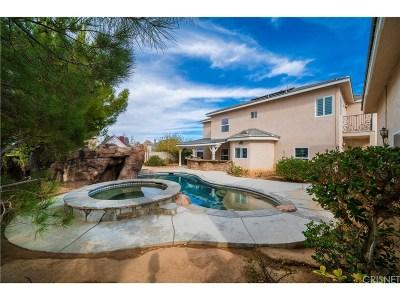 Palmdale Single Family Home For Sale: 41543 Manzanita Drive