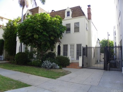 Beverly Hills Rental For Rent: 134 South Palm Drive