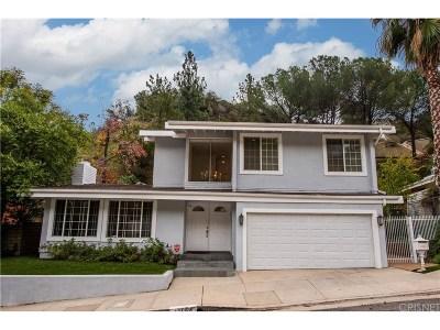 Encino Single Family Home For Sale: 17152 Escalon Drive