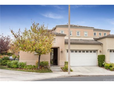 Valencia Single Family Home For Sale: 23852 Poplar View Court