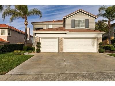 Valencia Single Family Home For Sale: 23521 Summerglen Place