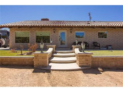 Single Family Home For Sale: 34421 Harrah Road