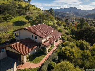 Westlake Village Single Family Home For Sale: 1576 Valecroft Avenue