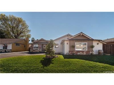 Winnetka Single Family Home For Sale: 20716 Keswick Street