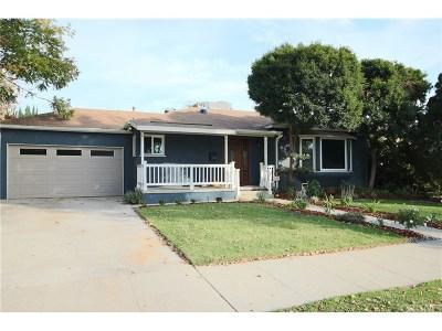 Single Family Home For Sale: 6920 Jellico Avenue