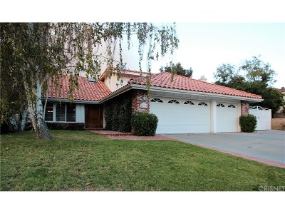 Agoura Hills Single Family Home For Sale: 28737 Aries Street