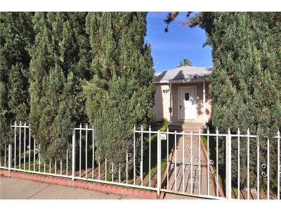 Encino Single Family Home For Sale: 18039 Burbank Boulevard