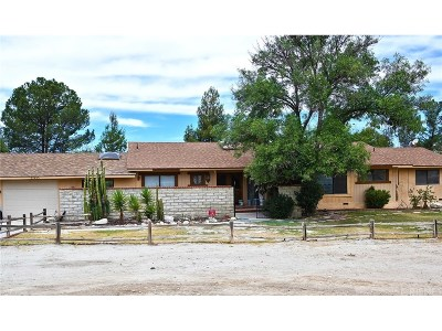 Single Family Home For Sale: 29455 Luzon Drive