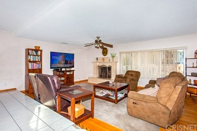 North Hollywood Single Family Home For Sale: 7651 Melita Avenue