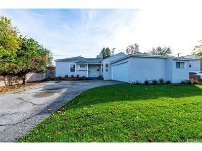 Los Angeles County Single Family Home For Sale: 6618 Zelzah Avenue