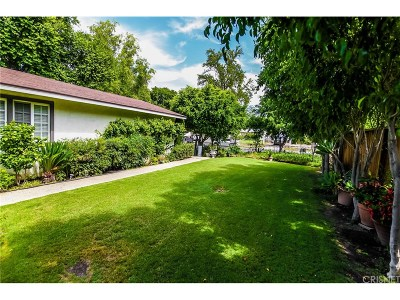 Granada Hills Single Family Home Active Under Contract: 16738 Index Street
