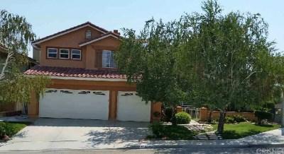 Lancaster Single Family Home For Sale: 42250 Brittle Bush Drive