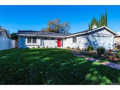 West Hills Single Family Home For Sale: 6451 Lederer Avenue