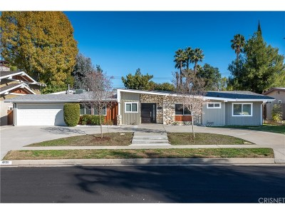 Woodland Hills Single Family Home For Sale: 4820 Abbeyville Avenue
