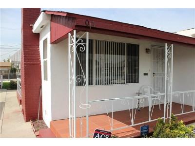 Los Angeles Single Family Home For Sale: 8017 Hooper Avenue