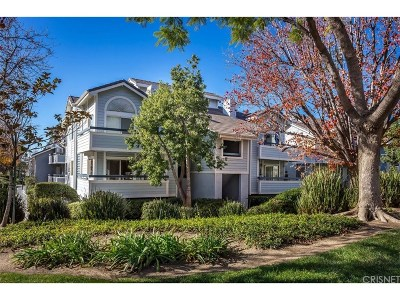 Canyon Country Condo/Townhouse Active Under Contract: 26808 Claudette Street #329