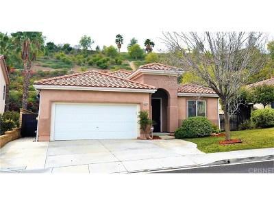 Castaic Single Family Home For Sale: 29783 Cambridge Avenue