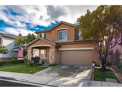 Simi Valley Single Family Home For Sale: 252 Galway Lane