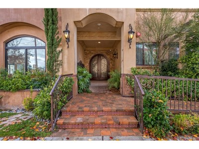 Burbank Condo/Townhouse For Sale: 201 North Reese Place #202