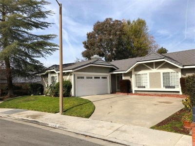 Valencia Single Family Home For Sale: 23549 Via Plata