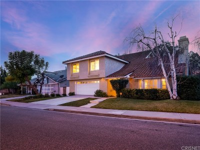 Agoura Hills Single Family Home Active Under Contract: 6029 Rustling Oaks Drive