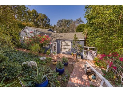 Single Family Home For Sale: 3734 Fredonia Drive