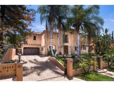 Single Family Home Active Under Contract: 19028 Santa Rita